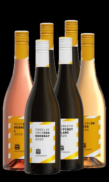 Weisswein und Rosé-Paket