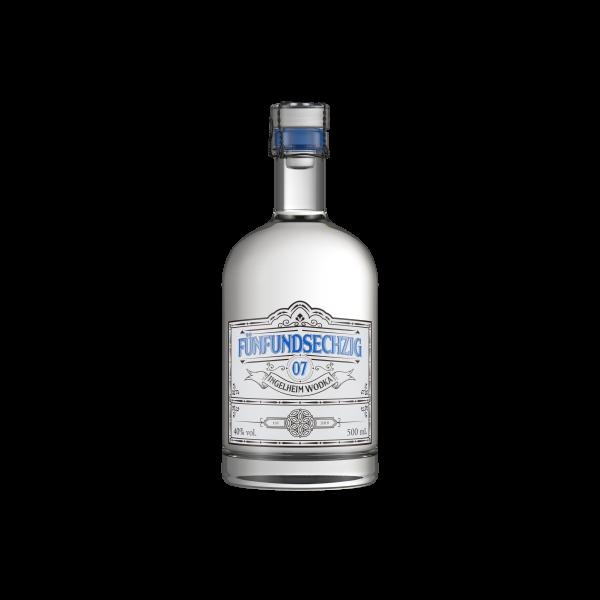 FÜNFUNDSECHZIG07 Ingelheim Wodka
