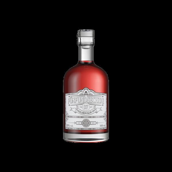 FÜNFUNDSECHZIG07 Ingelheim Sloe Gin